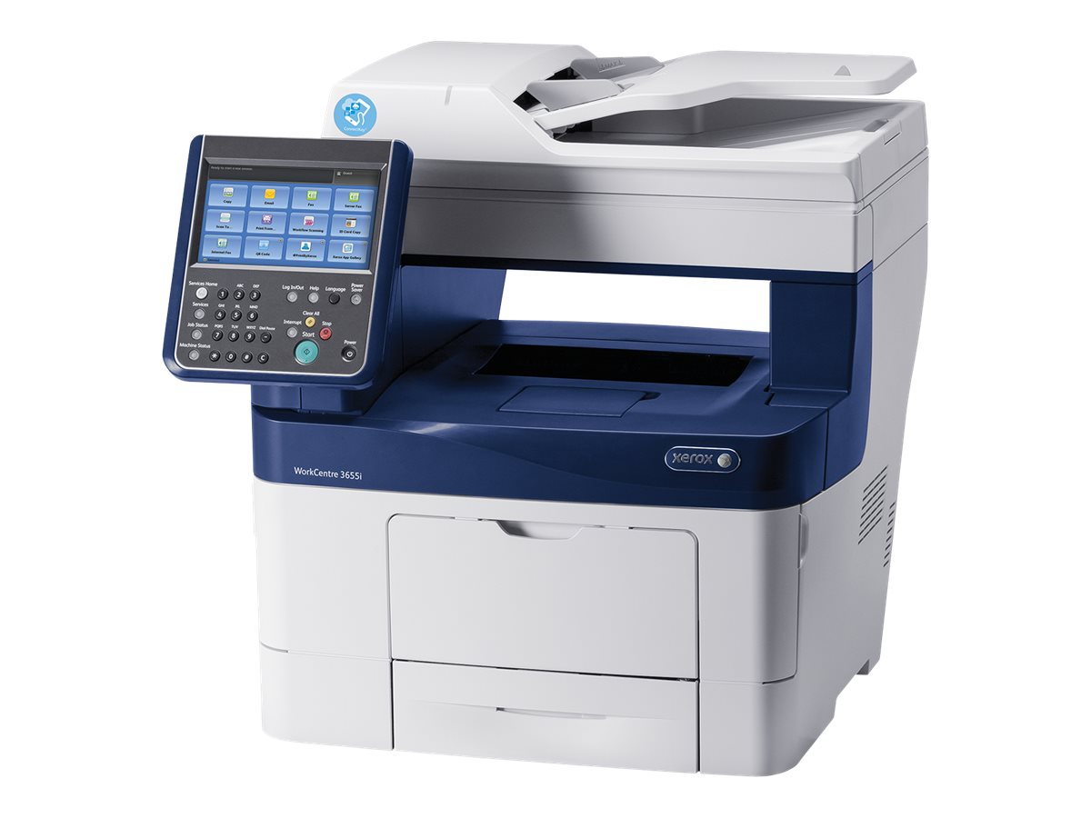 Xerox WorkCentre 3655I Mono Multifunction Printer