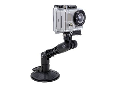 Arkon Sticky Suction Windshield or Dashboard Modular Car Mount for GoPro HERO Action Cameras, GP198