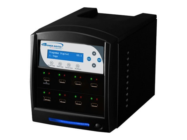 Vinpower 1:7 USBShark USB Copy Tower Flash Drive Duplicator
