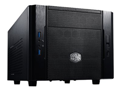 Cooler Master Chassis, Elite 130 Mini-ITX with Water Cooling, RC-130-KKN1