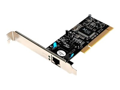 StarTech.com 10 100 1000Mbps 32 bit PCI Gigibit Ethernet Card, ST1000BT32