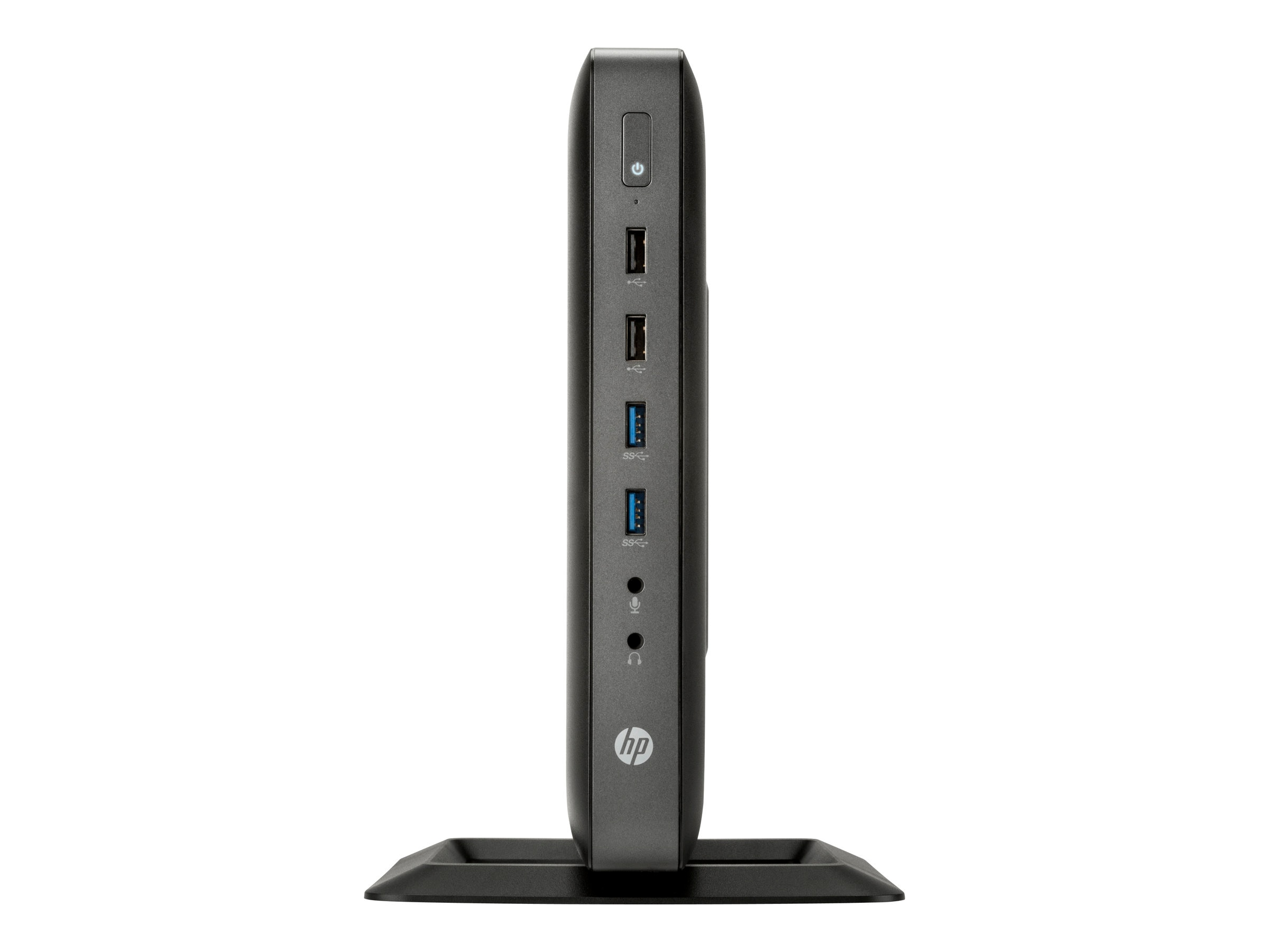 HP t620 Flexible Thin Client AMD QC GX-415GA 1.5GHz 4GB RAM 16GB Flash GbE abgn ac BT WES7P