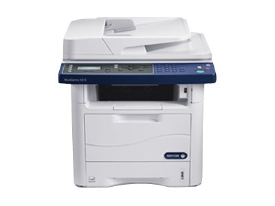 Open Box Xerox WorkCentre 3315 DN Multifunction, 3315/DN, 31003431, MultiFunction - Laser (monochrome)