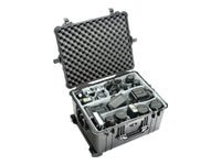 Pelican 1620NF Case, No Foam, Black, 1620-021-110, 10415293, Carrying Cases - Other