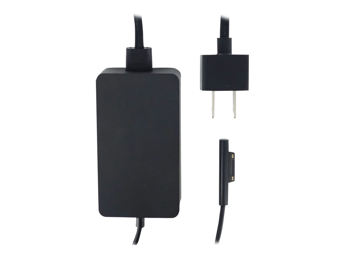 Axiom 65 Watt AC Adapter for Microsoft, Q4Q-00001-AX