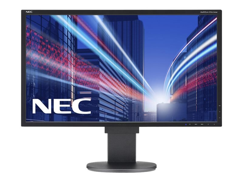 NEC 27 EA275WMi WQHD LED-LCD Monitor, Black, EA275WMI-BK, 30988603, Monitors - LED-LCD