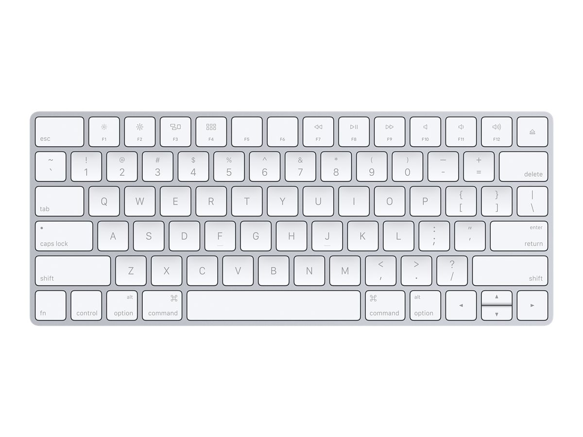 Apple Magic KeyBoard US English, MLA22LL/A, 30768547, Keyboards & Keypads