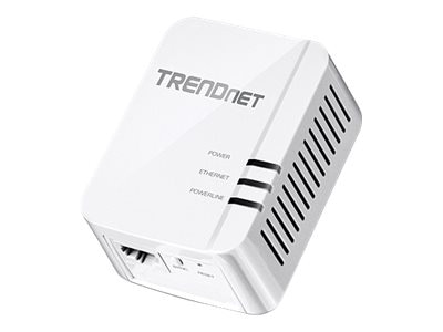 TRENDnet Powerline 1200 AV2 Adapter, TPL-420E, 18891411, Network Adapters & NICs