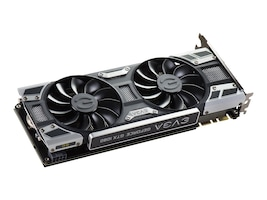 eVGA GeForce GTX 1080 SC GAMING ACX 3.0 PCIe 3.0 x16 Graphics Card, 8GB GDDR5X, 08G-P4-6183-KR, 32094380, Graphics/Video Accelerators
