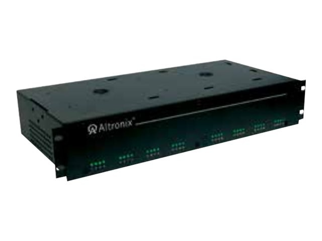 Altronix 32 Output Rackmount CCTV Power Supply, R2432300UL, 12666571, Power Supply Units (internal)