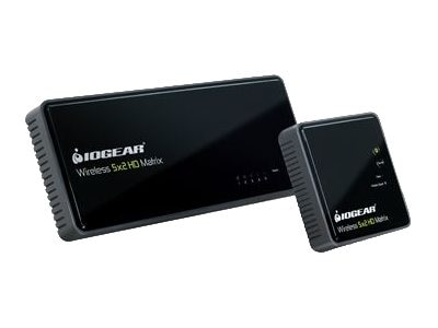 IOGEAR Wireless 5x2 HD Matrix