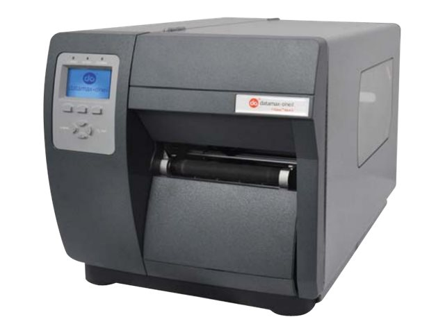 Datamax-O'Neil I-4212E 4 BI-DT 203dpi Serial Parallel USB WAN 12ips Printer, I12-00-08000C07