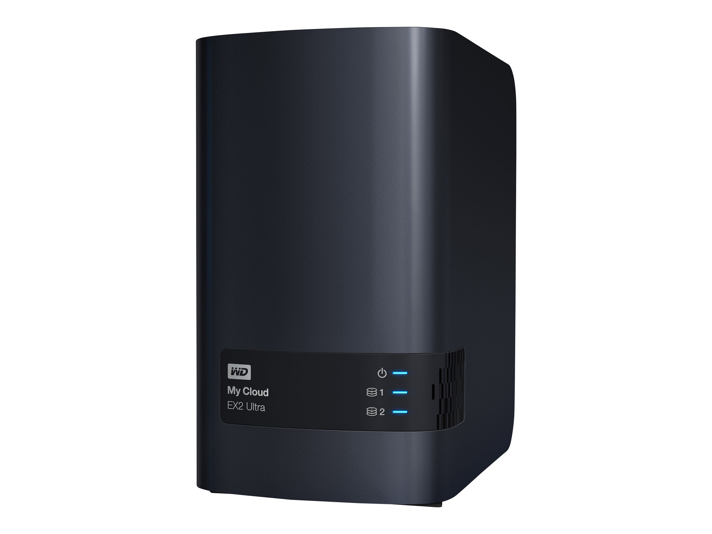 WD 8TB WD My Cloud EX2 Ultra Private Cloud NAS Storage, WDBVBZ0080JCH