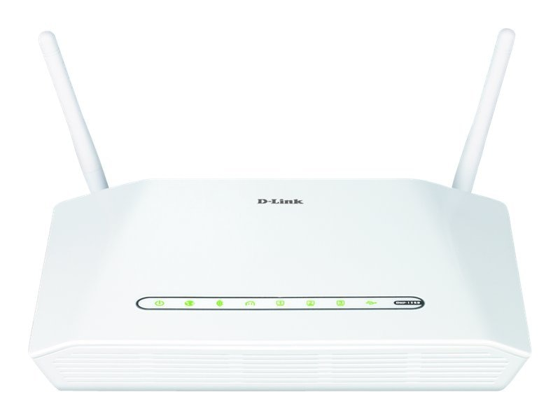 D-Link Wireless N Powerline Router, DHP-1320, 12422681, Wireless Routers