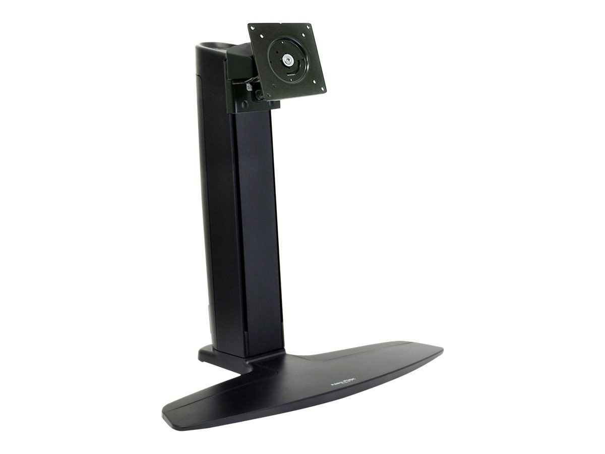 Ergotron Neo-Flex Lift Stand for Widescreen Flat Panels 20-32, Black, 33-329-085