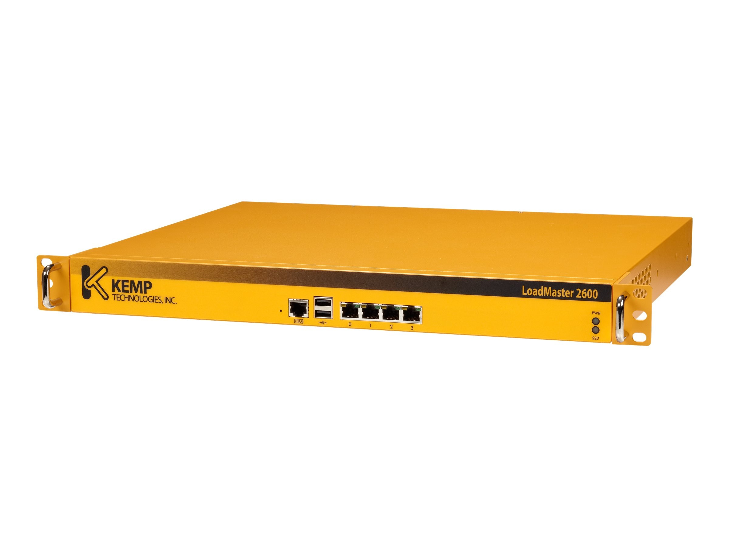 KEMP Loadmaster Load Balancer LM2600 Unit 3Yr Premium Support 24X7  Trade In, LM3-2600-P-TIP