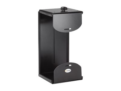 Chief Manufacturing CPU Wall Desk Mount, Black, KSA1020B, 12408484, Stands & Mounts - AV
