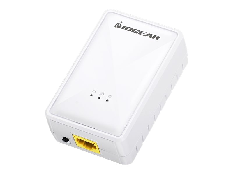 IOGEAR Powerline Wireless Extender, GPLWE150, 30811761, Wireless Antennas & Extenders