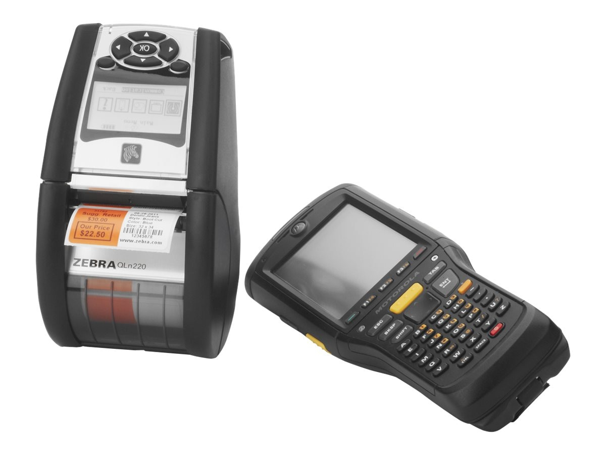 Zebra QLN220 Direct Thermal Portable Barcode Printer, QN2-AUNA00B0-00, 17678766, Printers - Bar Code