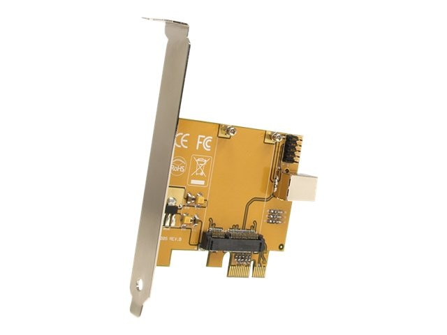 StarTech.com PCI Express to Mini PCI Express Card Adapter, PEX2MPEX, 13480357, Motherboard Expansion