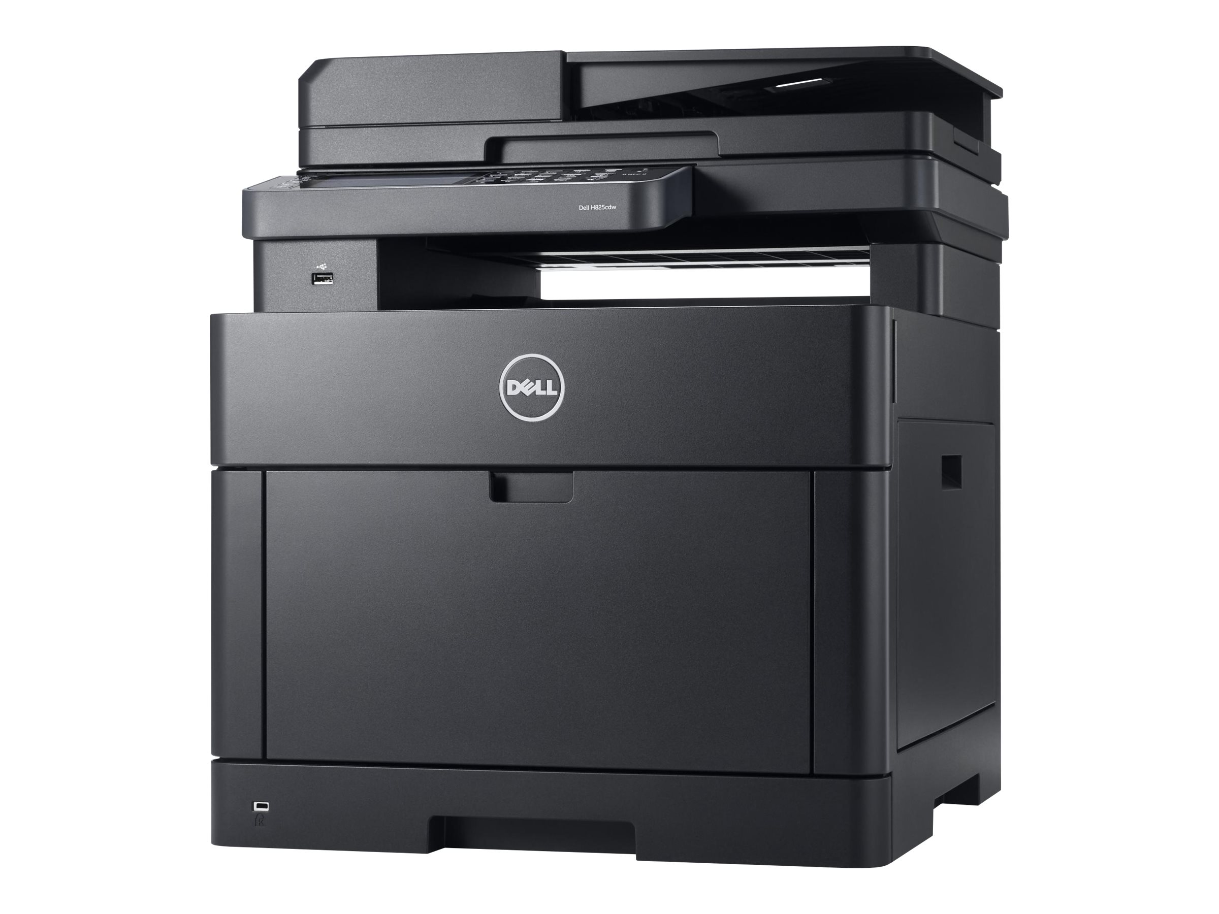 Dell Color Cloud Multifinction Printer - H825cdw
