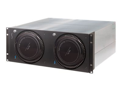 Sonnet RackMac Pro 4U Rackmount Enclosure for (2) Mac Pro Computers, RACK-PRO-2X, 17840815, Racks & Cabinets