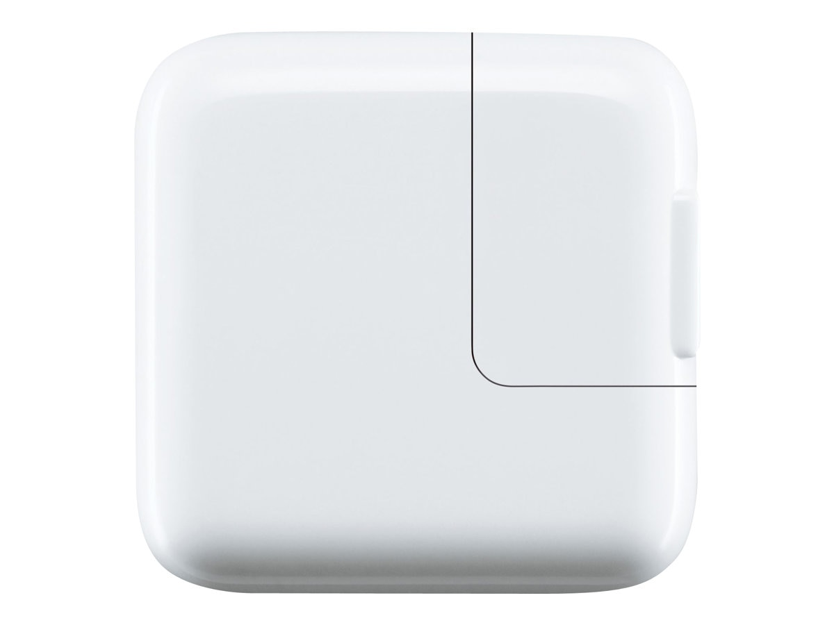 Apple 12W USB Power Adapter, MD836LL/A