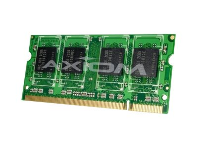 Axiom 4GB PC2-6400 DDR2 SDRAM SODIMM for EliteBook 2370p, FH978AA-AX