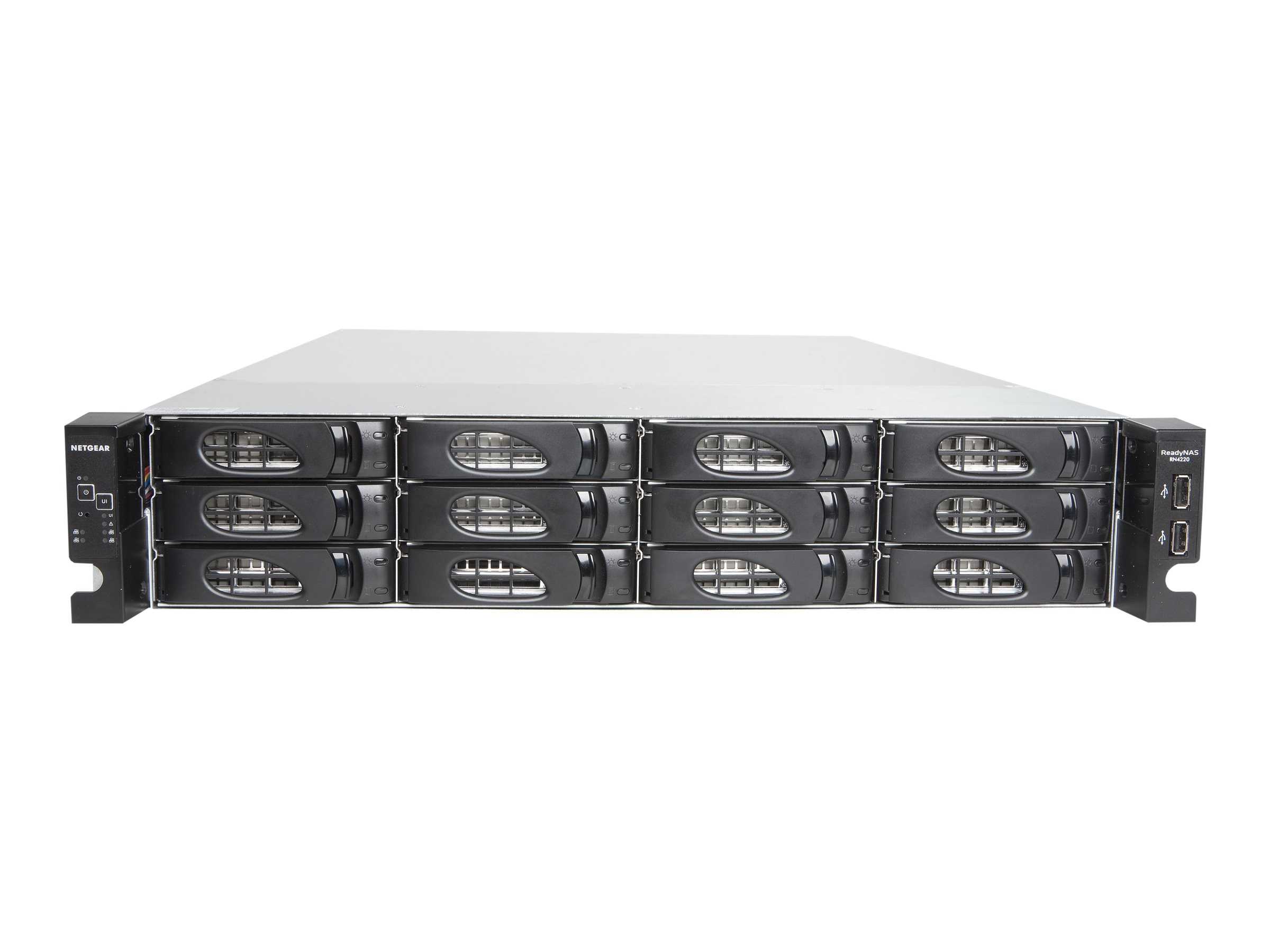 Netgear ReadyNAS 4220X NAS Server (Diskless), RN4220X-100NES