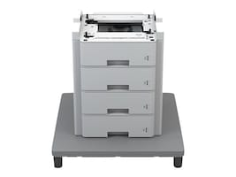 Brother Optional Tower Tray w  Stablilizer (520-Sheet Capacity x 4 Trays) for HL-L6400DW & MFC-L6900DW, TT4000, 31865841, Printers - Input Trays/Feeders