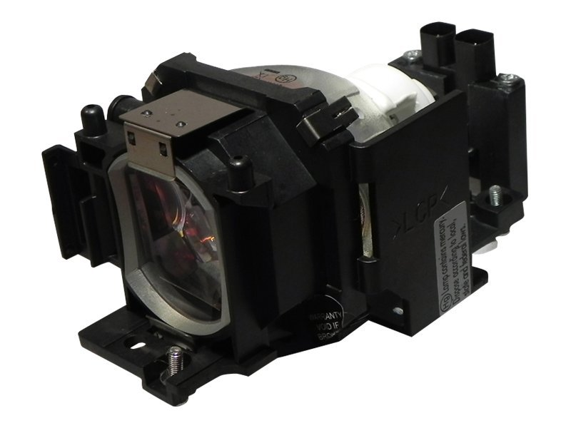 Ereplacements Front projector lamp for Sony VPL-CS7, VPL-DS100, VPL-DS1000, VPL-ES1, LMP-E180-ER, 11226363, Projector Lamps