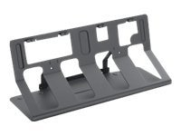 Zebra Symbol Desk Mounting Bracket for 4-bay Cradles