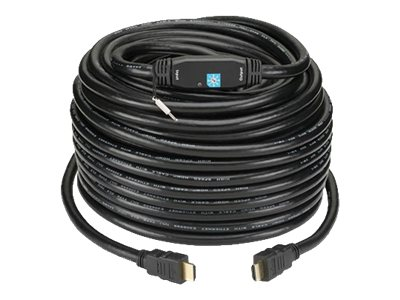 Kanex High Resolution HDMI Cable with Signal Booster, 50ft, HD50FTCL314, 15610792, Cables