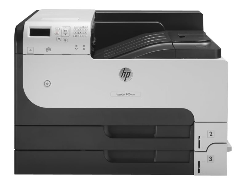 HP LaserJet Enterprise 700 M712n Printer, CF235A#BGJ