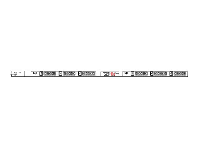 Raritan Switched PDU 7.7kVA 240V 32A 1-ph 0U IEC 60309 2P+E 6h 32A (30) C13 (6) C19 Outlets, PX2-5892