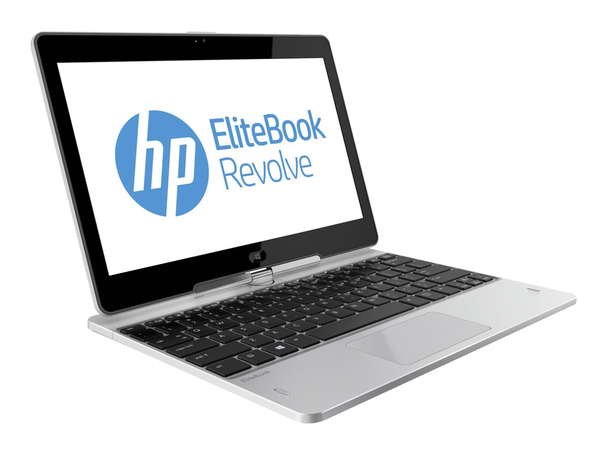 HP Shape the Future EliteBook Revolve 810 G2 Core i5-4310U 2.0GHz 4GB 128GB SSD ac 11.6MT W7P64-W8.1, J8U30UA#ABA
