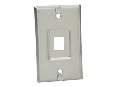 Panduit Keystone Wall Phone Plate, KWPY