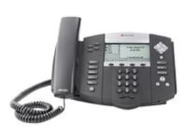 Polycom Polycom SoundPoint IP 550, 4-Line, No AC Power Supply, 2200-12550-025, 10684266, Telephones - Business Class