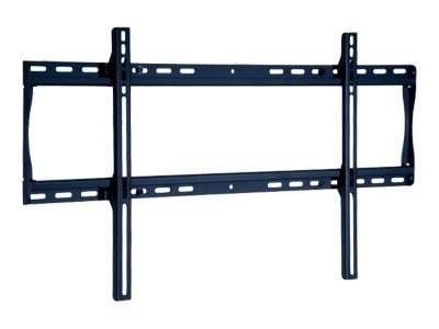Peerless Smartmount Universal Flat Wall Mount for 39-80 Flat Panels up to 200lbs, Black