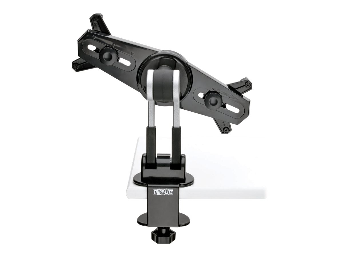 Tripp Lite Full-Motion Universal Tablet Desk Clamp for 7 to 10 Tablets, DDR0710SC