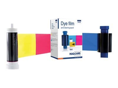 Magicard Ultra Magicard EN1 YMCKO Color Ribbon, MA300YMCKO, 11704812, Printer Ribbons