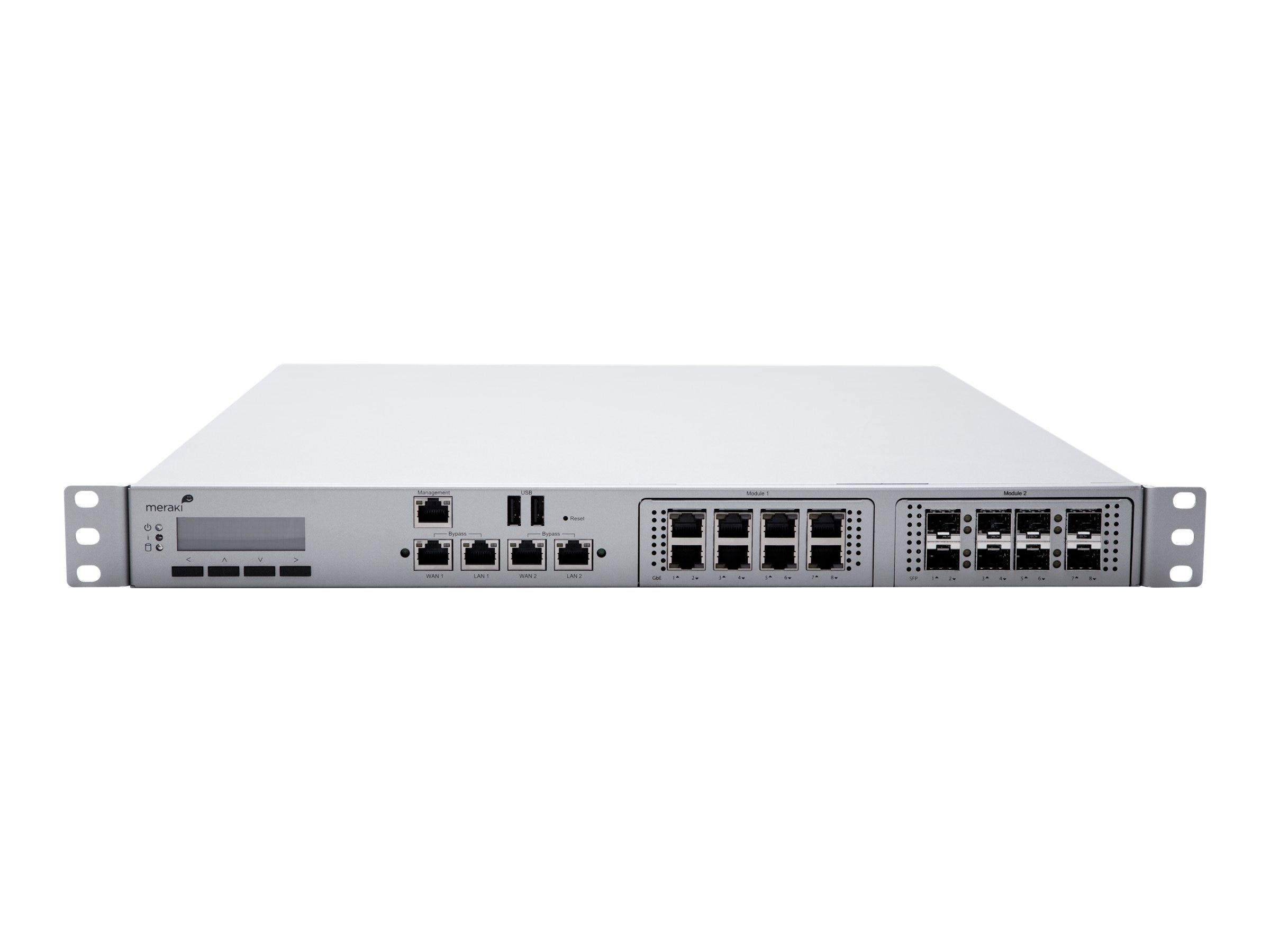 Cisco Meraki MX400 Cloud-Managed Security Appliance