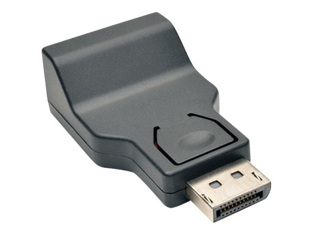 Tripp Lite DisplayPort 1.2 to VGA M F Compact Adapter Converter, Black, Instant Rebate - Save $3