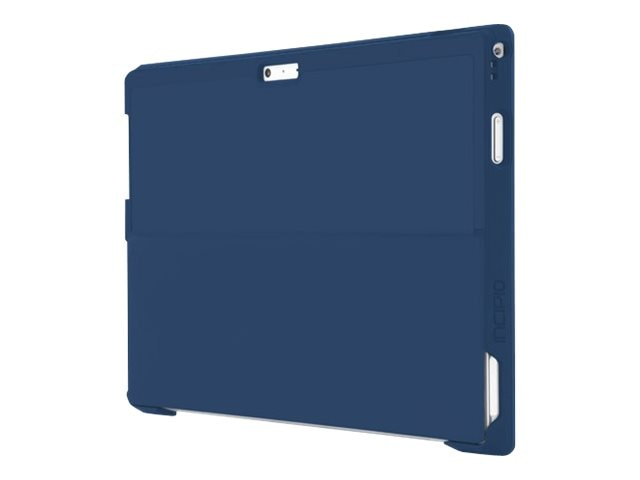 Incipio feather [Advanced] Ultra Thin Snap-on Case for Microsoft Surface Pro 3, Blue, MRSF-071-BLU, 31201471, Carrying Cases - Tablets & eReaders