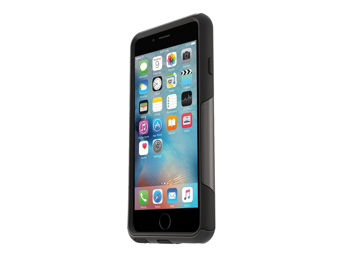 OtterBox Commuter Series Pro Pack for iPhone 6 6s, Black