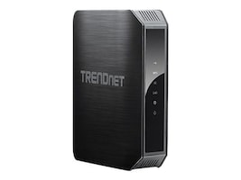 TRENDnet AC1200 Dual Band Wireless Router, TEW-813DRU, 17435861, Wireless Routers