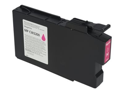 Ricoh Magenta High Yield Ink Cartridge for Aficio MPCW2200SP, 841722
