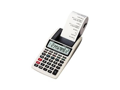 Casio Color Portable Printing Calculator, HR8TM, 8176895, Calculators