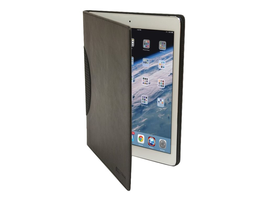 Mobile Edge Deluxe Slimfit Case Stand 10 for iPad 2 3, Black, MEI3C1, 17468806, Carrying Cases - Tablets & eReaders