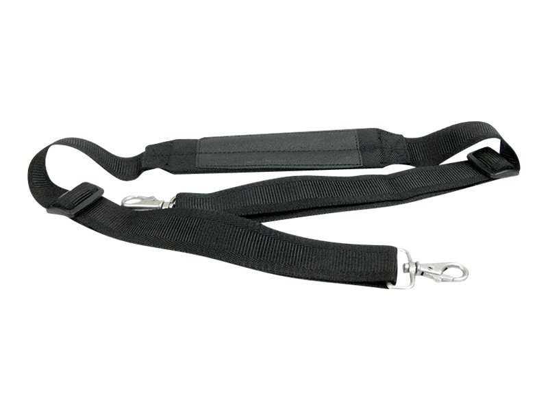 InfoCase Shoulder Strap Option